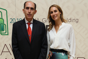 Ghassan Al Nimry and Randa Mouammar